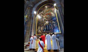 Nella festa di san Giovani Paolo II